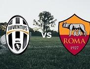 streaming Juventus-Roma