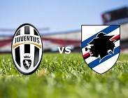 Juventus Sampdoria streaming. Dove vedere (aggiornamento)