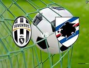 Juventus Sampdoria streaming. Dove vedere live gratis su link, siti web