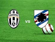 Juventus Sampdoria streaming live gratis. Vedere link, siti web