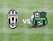 Juventus Sassuolo streaming live gratis. Dove vedere siti web migliori, link