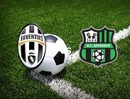 Juventus Sassuolo streaming gratis live siti web migliori, link. Dove vedere (In aggiornamento)