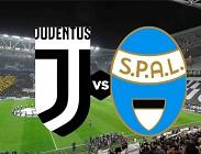 Streaming Juventus Spal diretta con Sky