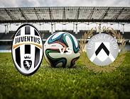Juventus Udinese streaming siti web. Dove vedere gratis