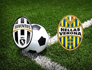 Juventus Verona in streaming