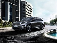 Kia Sorento 2021, consumi e motori