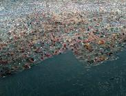 isola rifiuti Pacifico aumentata