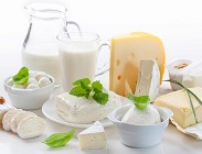Latte formaggi etichetta nuova