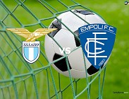 Lazio Empoli streaming gratis live link, siti web. Dove vedere