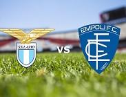 Lazio Empoli streaming gratis live siti web, link. Dove vedere (aggiornamento)