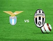 Lazio Juventus streaming live gratis e vedere in chiaro. (AGGIORNAMENTO)