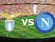 Vedere streaming Lazio Napoli gratis live.