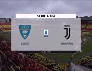 Live streaming Lecce Juventus gratis