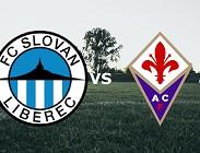 Slovan Liberec  Fiorentina streaming gratis live. Vedere siti web migliori, link