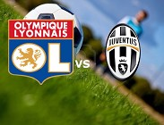 Lione Juventus streaming gratis. Dove vedere link