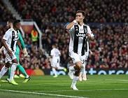Lokomotiv Mosca Juventus in diretta