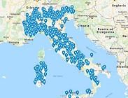 Mappatura aggiornata ogni sei mesi