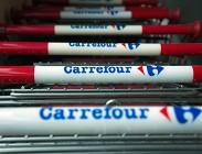 Marcianise ipermercato Carrefour