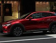 Mazda CX-3 2019, nuovo suv