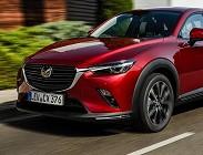 Mazda CX-3 2019: prezzi listino