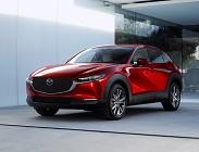 Motori e consumi Mazda CX-30