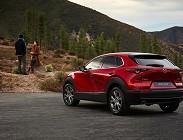 Nuove tecnologie per Mazda CX-30