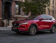 Mazda CX-5 recensione e commenti