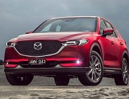 Mazda CX-3, nuova versione 2019