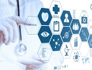 medicina, futuro, qr commestibile