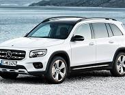 Prezzi e dotazioni Mercedes GLB