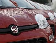 Fiat 500 X e Dacia Sandero