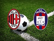 Milan Crotone in streaming