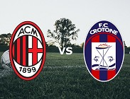 Milan Crotone siti web e link streaming