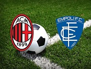 Milan Empoli live gratis in streaming