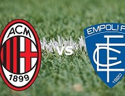 Milan Empoli Serie A live in streaming