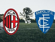 Milan Empoli in streaming Rojadirecta siti web
