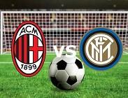 Milan Inter streaming siti web, link migliori per vedere diretta live (AGGIORNAMENTO)