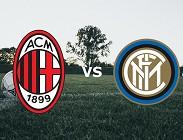 Milan Inter streaming per vedere siti, televisioni