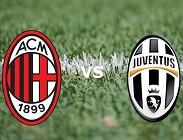 Milan Juventus streaming live. Dove vedere siti web