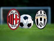 Milan Juventus streaming gratis live su siti web, link. Dove vedere e come al meglio