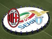 Milan Lazio streaming live gratis. Siti web, link. Come e dove vedere