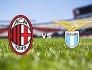 Lazio Milan streaming gratis diretta live. Vedere (in aggiornamento)