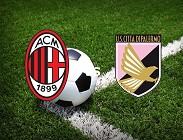 streaming Milan Palermo