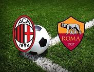 streaming Milan Roma