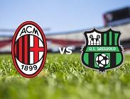 Milan Sassuolo streaming gratis live. Vedere (aggiornamento)