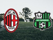 Milan Sassuolo streaming siti web Rojadirecta