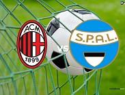Milan SPAL streaming