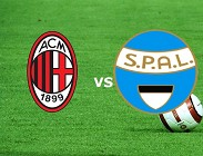 Milan SPAL streaming siti web Rojadirecta