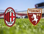 Milan Torino streaming gratis live siti web, link migliori. Come e dove vedere