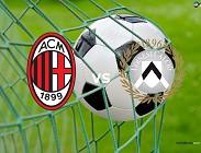 Milan Udinese siti web e link streaming